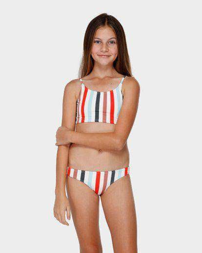 Billabong Fun Fair Stripe T