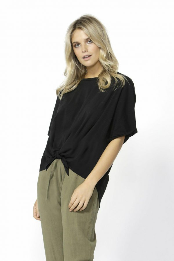 Betty Basics Katie Knot Tee