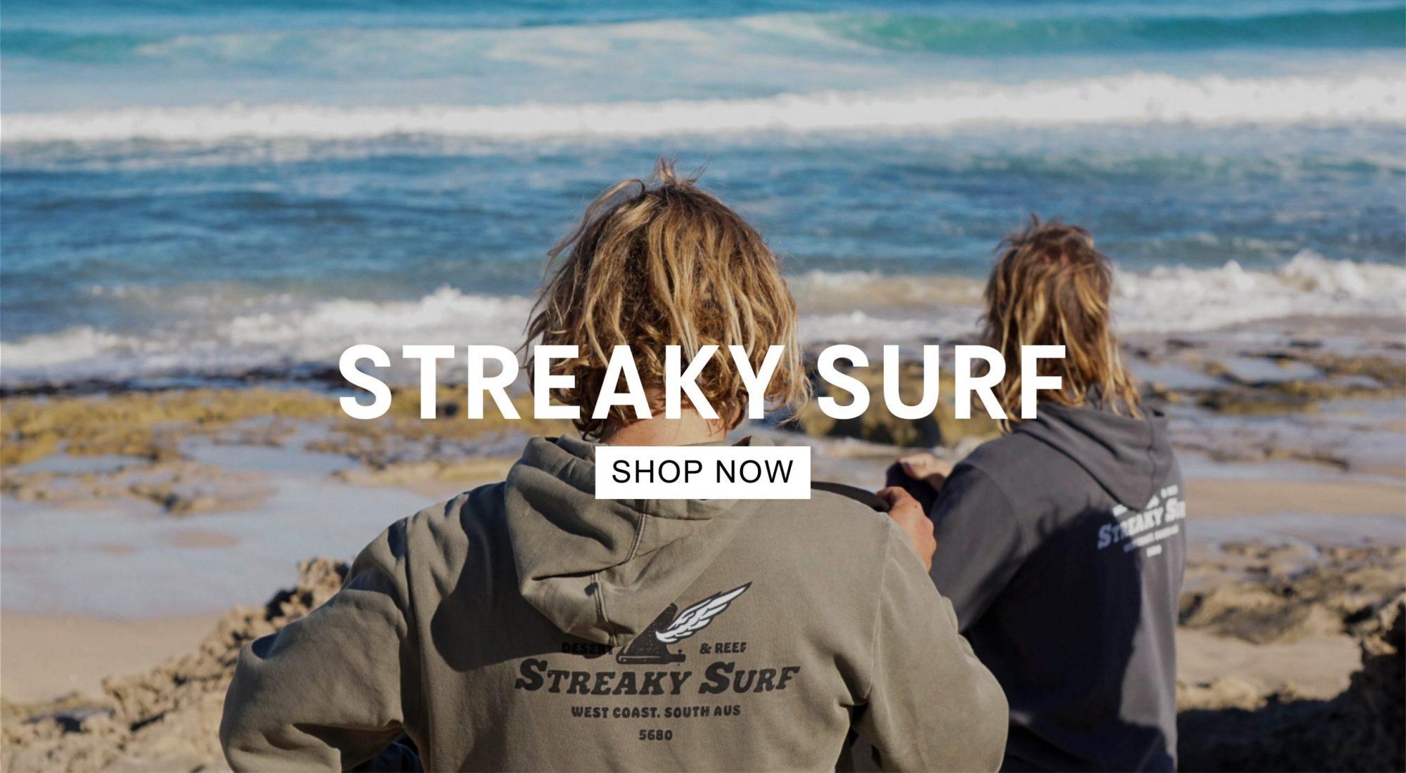 Streaky surf