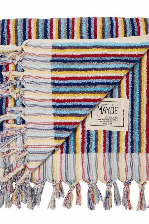 Mayde Summercloud Seasons Towel