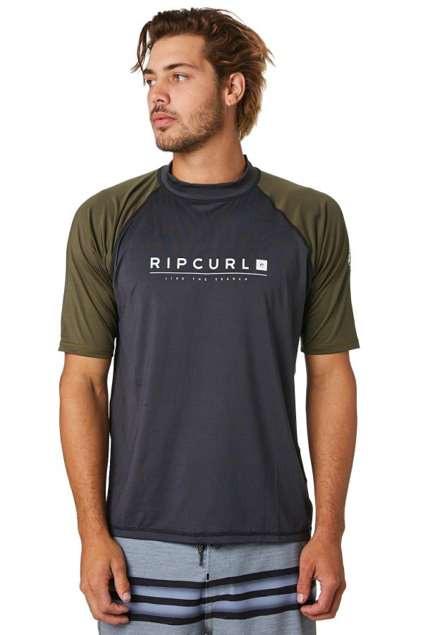 Ripcurl Shockwave Relaxed Ss Uvt