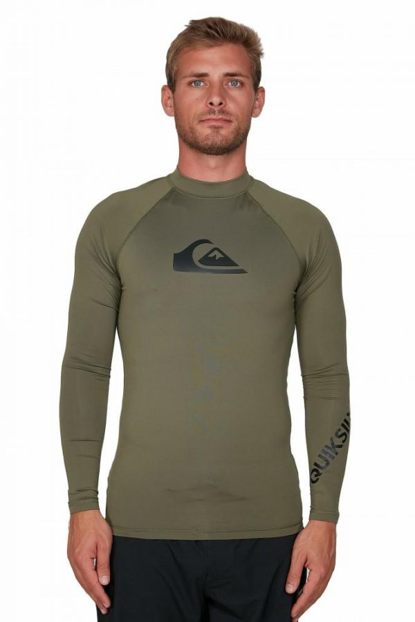 Quiksilver All Time Ls Sh