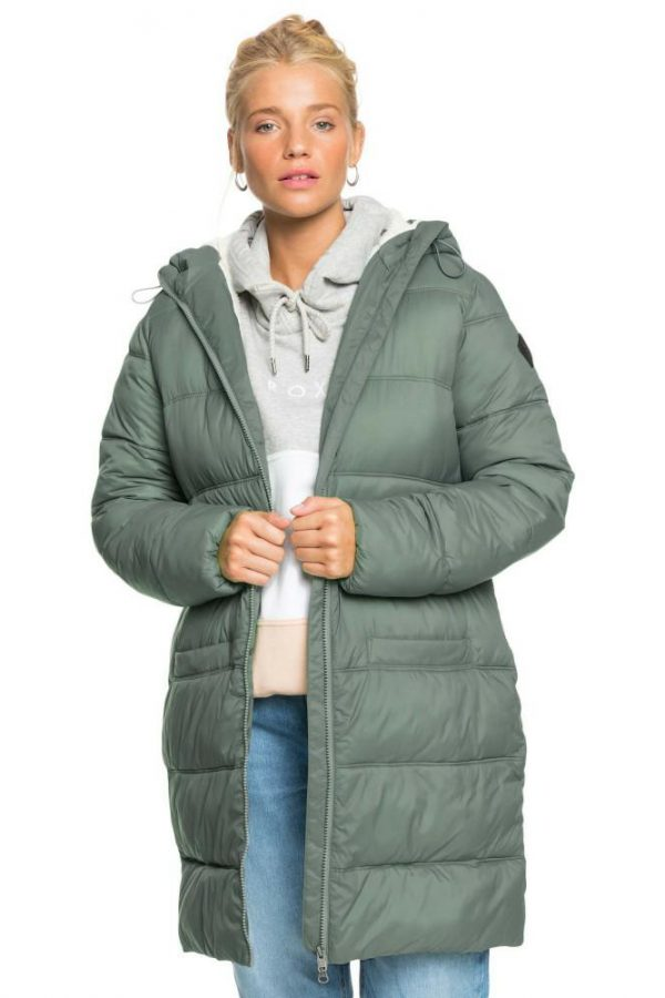 Quiksilver Crest of the Wave Sherpa