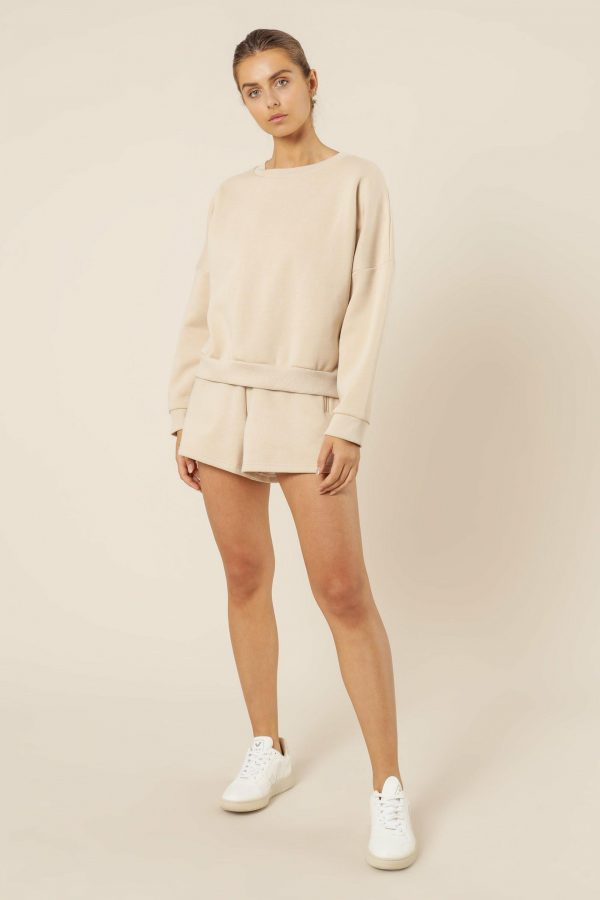 Nude Lucy Carter Classic Os Sweat