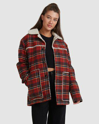 Rvca Old Country Jacke