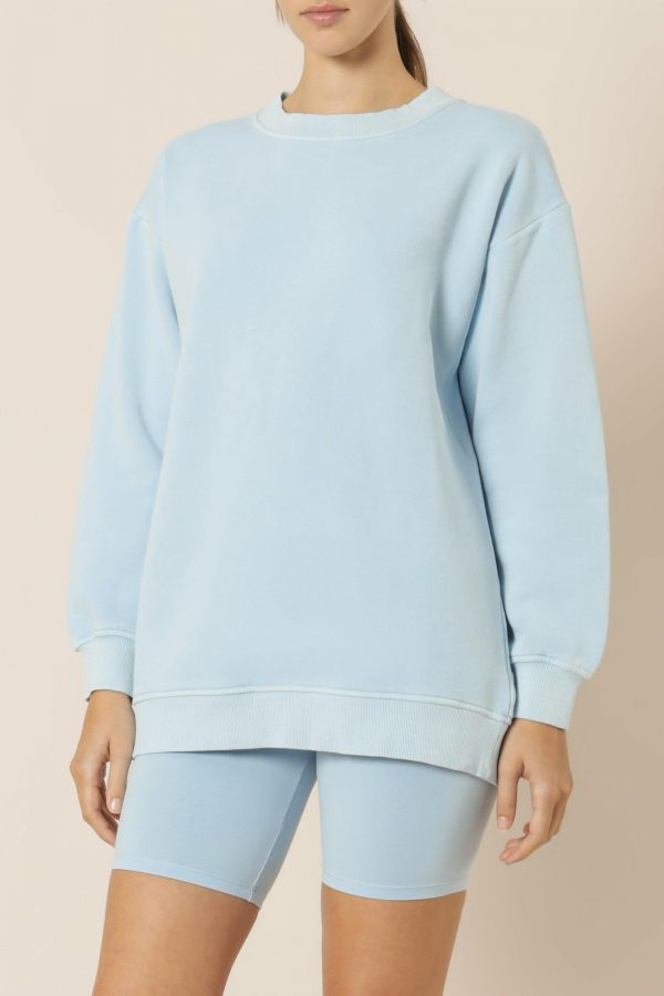 Nude Lucy Carter Classic Bf Sweat