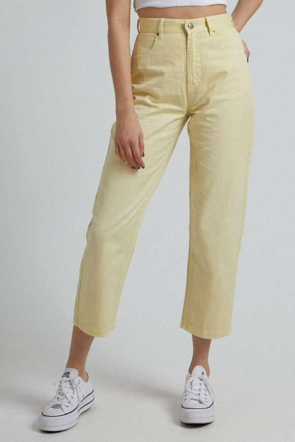 Afends Shelby Hemp Twill Pant