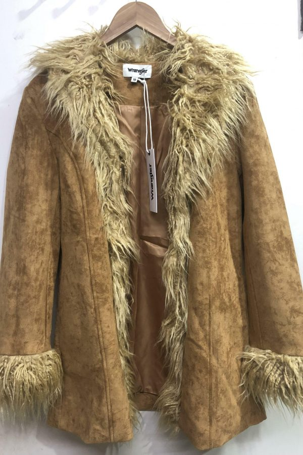 Wrangler Shag Coat