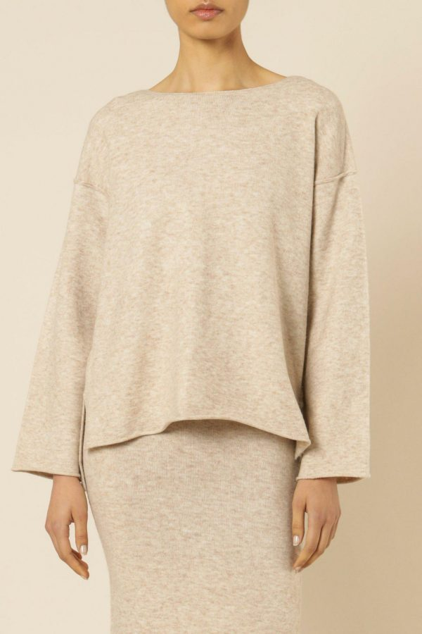 Nude Lucy Logan Knit Top