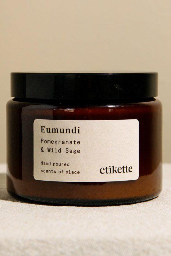 Etikette Eumundi 500ML