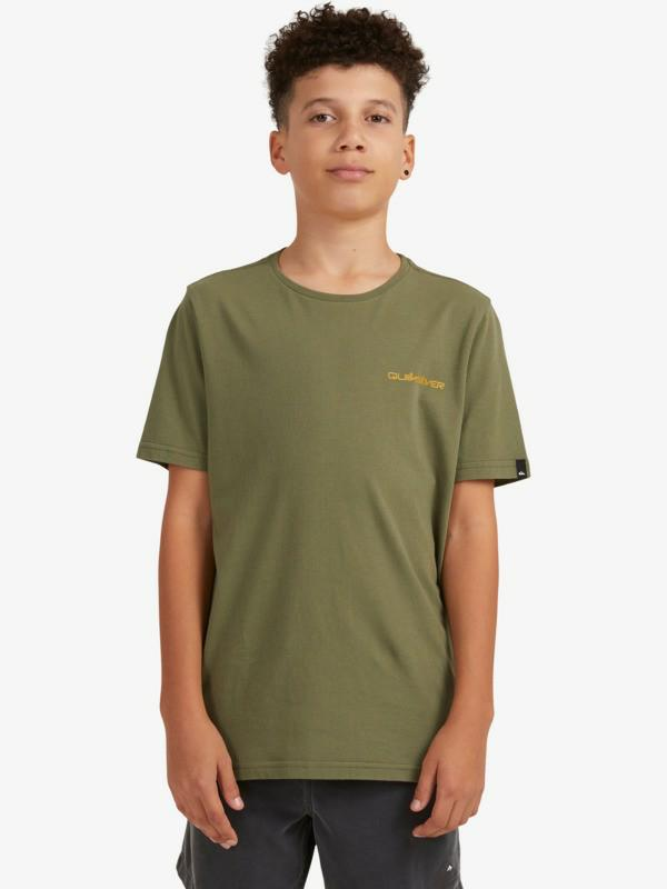 Quiksilver Flower Power Ss Youth