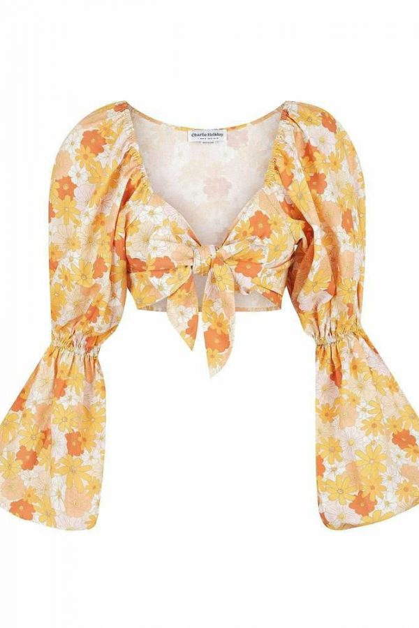 Charlie Holiday Cindy Top